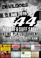 Sommerparty Devil Dogs 2019