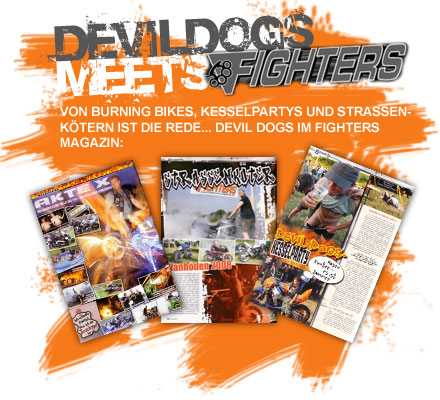DevilDogs Fighters